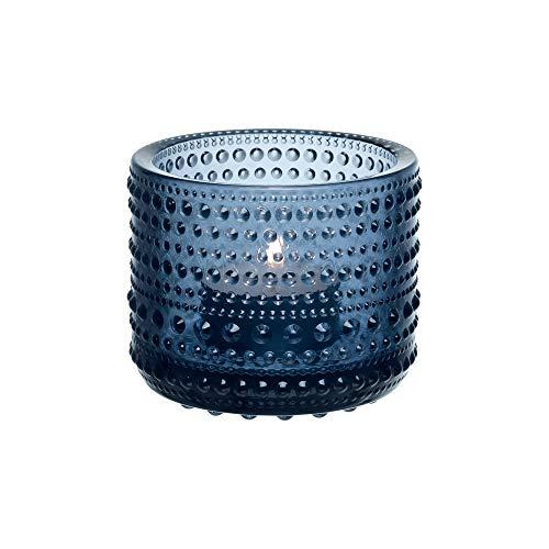 Iittala Kastehelmi Tealight Candleholders by Oiva Toikka (Rain)