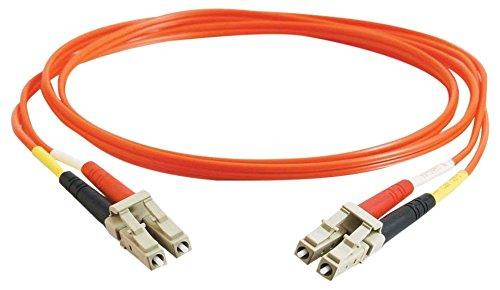 - Cables To Go 2m Lc/lc Lszh Duplex 62.5/125 Multimode Fibre Patch Cable