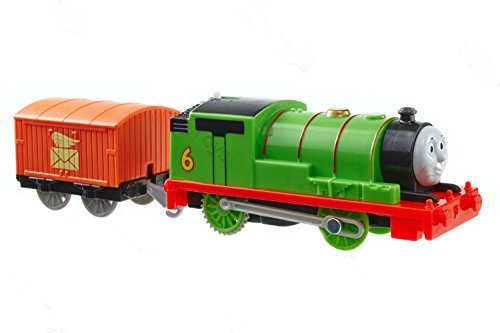 Thomas and Friends Trackmaster Revolution Motorized Engine Trains Mattel Sets Trackmaster Percy-BML07 from Unbranded