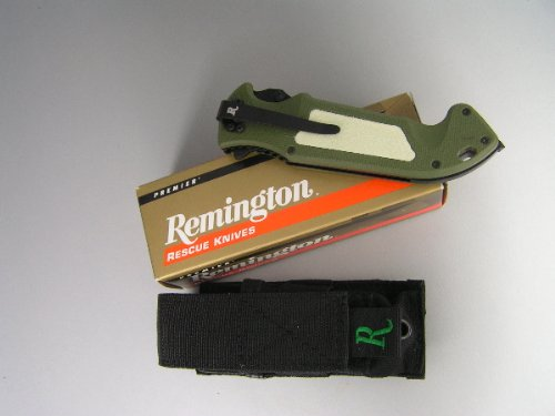 Remington Knives Premier Rescue Series Escape 19849 by Remington