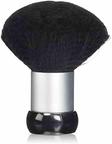 Diane D9850 Soft Nylon Bristle Barber Neck Duster - Black And Gold