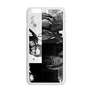 Lking Dead New Style HOT SALE Comstom Protective case cover For iPhone 6 Plus