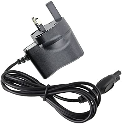 reliapart UK 3 Pin Cargador Cable Lead enchufe para afeitadora eléctrica Philips QT4015 qt4075: Amazon.es: Hogar
