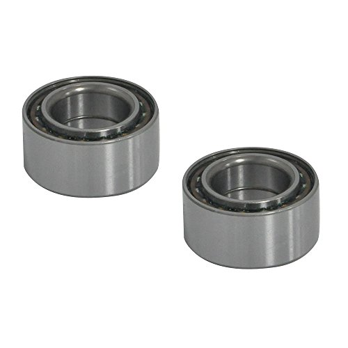 DRIVESTAR 510009x2 Pair:2 New Front Left & Right Wheel Hub Bearings for Altima Maxima Axxess Stanza (Bearing Stanza Wheel Nissan)