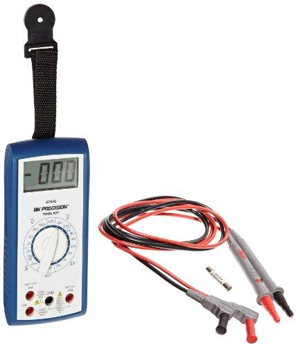 (B&K Precision 2703C Manual Ranging Tool Kit Digital Multimeter)