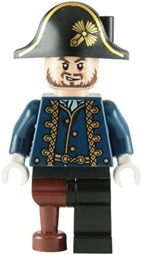 LEGO Pirates of the Caribbean: Hector Barbossa Pegleg Minifigure