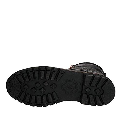 Panama Jack Herren Stiefel Negro