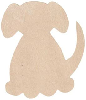 Amazon Com Rosenice Unfinished Wood Dog Bone Cutouts Ready To Paint