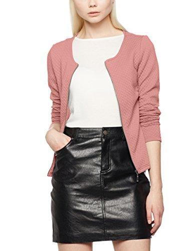 Femme Rose ash Veston Vinaja New Jacket Ash Rose Short Vila gvq7Xx
