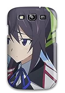 Fashion Protective Infinite Stratos Case Cover For Galaxy S3