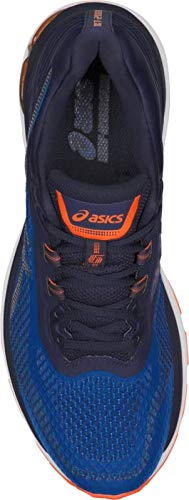 ASICS GT-2000 6 Men's Running Shoe, Imperial/Indigo Blue/Shocking Orange, 6.5 W US by ASICS (Image #4)