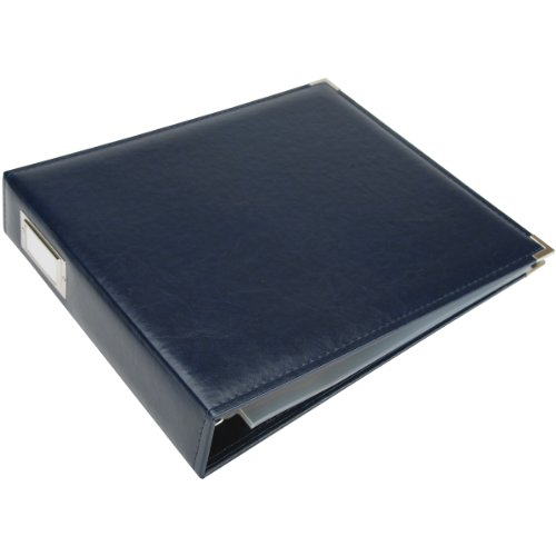 We R Memory Keepers Classic Leather  Ring Album