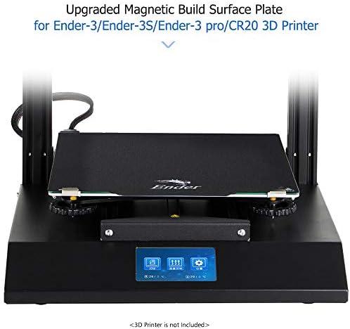 Creality 3D Ender-3 Compatibilidad magnética Placa de superficie ...