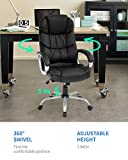 Office Chair Computer High Back Adjustable