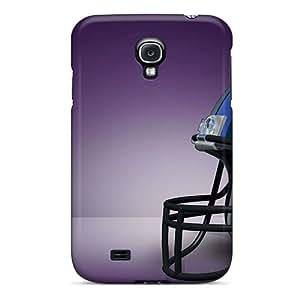 Premium [rPwcK2622GrOkE]baltimore Ravens Helmet Case For Galaxy S4- Eco-friendly Packaging