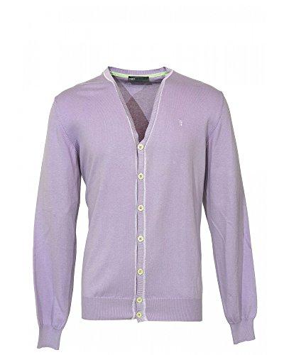 Tru Trussardi - Gilet - Homme violet lilas