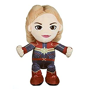12″ Captain Marvel Soft Plush Toy