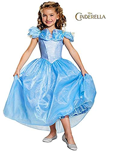 Disguise Cinderella Movie Prestige Costume, Small (4-6x) -