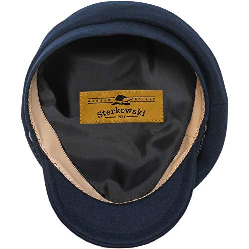 37c633fa53b06 Jual Sterkowski  Maciejówka Model 3  Fisherman Style Fiddler Cap - Hats    Caps