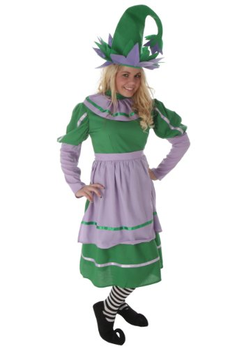 Munchkin Costume For Adults - Fun Costumes unisex-adult Adult Munchkin Girl Costume
