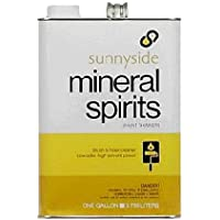 SUNNYSIDE CORPORATION 803G1 1-Gallon Mineral Spirits by SUNNYSIDE CORPORATION
