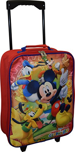 Mickey Mouse Rolling Pilot backpack Luggage