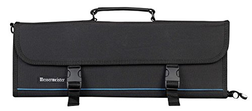 Messermeister 10-Pocket Knife Case, Black