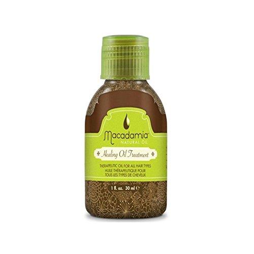 マカダミアナチュラルオイルヒーリングオイルトリートメント(30ミリリットル) x4 - Macadamia Natural Oil Healing Oil Treatment (30ml) (Pack of 4) [並行輸入品] B0718YZ5TT