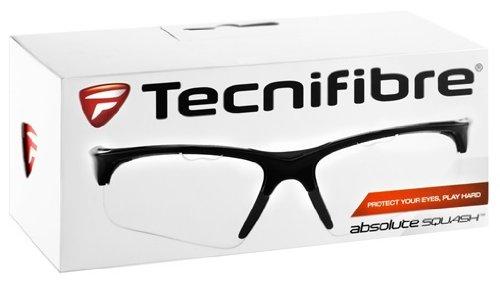 Tecnifibre Absolute Squash Eyewear Black