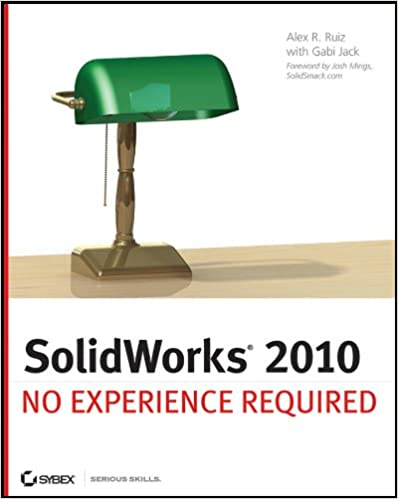 Solidworks 2010 Tutorials Ebook Beginner