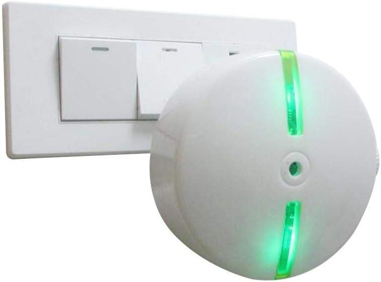 shewt Generador de Iones Negativos Ultra silencioso, ionizador móvil sin Filtro y purificador de Aire de Viaje, enchufable, Elimina: contaminantes, alérgenos, gérmenes, Humo, Bacteria: Amazon.es: Hogar