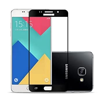 a0bf149a071a Online Street Full Screen Tempered Glass for Samsung  Amazon.in  Electronics