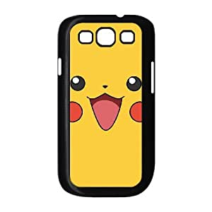 Samsung Galaxy S3 9300 Cell Phone Case Black Pokemon ZZE Cell Phone Case Customized DIY