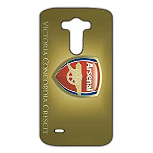 Unique Design FC Arsenal Football Club Phone Case Cover For LG G3 3D Plastic Phone Case