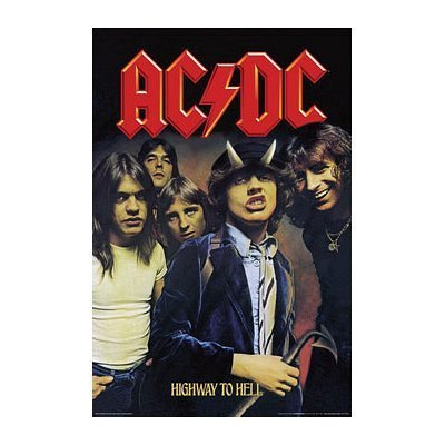 AC/DC- Highway To Hell Poster 24 x ()
