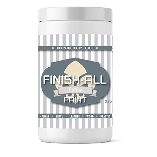 Finish All Cotton (White) (16oz Pint)
