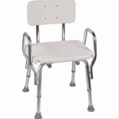 Amazon Com Shower Chair With Backless Molded Seat And