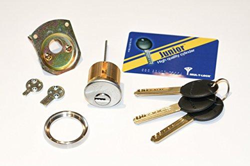 Mul-t-lock Junior Rim & Mortise Rimo Cylinder. Mul-t-lock Rim Mortise 3 (Cylinder Rim)