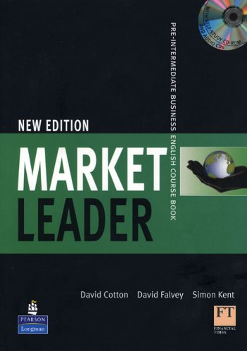Market Leader Pre-intermediate Business English Coursebook and Class CD