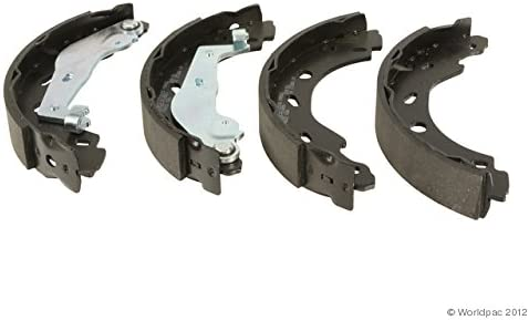 Rear Drum Brake Shoe for 2008-2013 Smart Fortwo