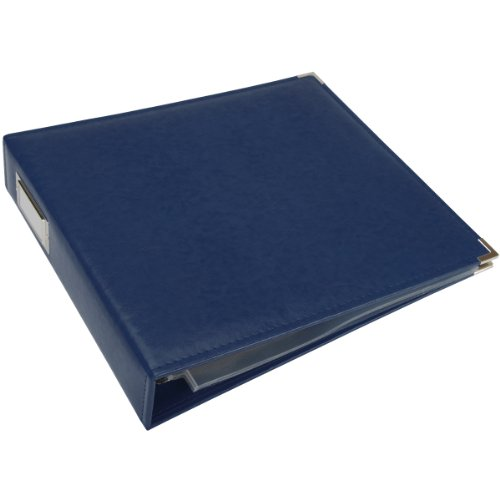 We R Memory Keepers Classic Leather 3-Ring Binder