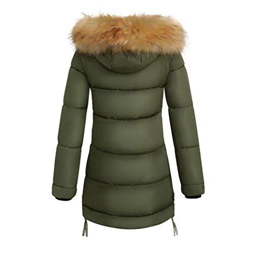 Fourrure Fit Chaud Parka Slim Femme Capuchon Tous Les Doudoune Fashion Outdoor El Jours avec Manteau Costume Hiver xwqBzfBgC0