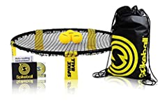 As Seen On Shark Tank This is for a COMBO MEAL!! 3 BALLS!! Spikeball is  an intense new game that is played 2 on 2. It's sort of a funky combo of  four square and volleyball. A taut Hula Hoop-sized net is placed at  ankle level between a pair...