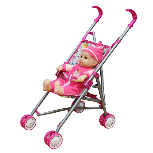 Childrens Baby Doll Strollers - 8