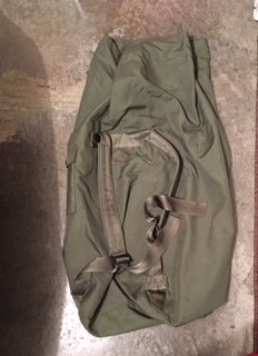 523a91ed94 Official US Military Army Navy Surplus Duffle Duffel Bag
