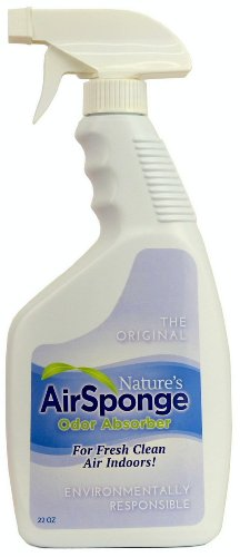 Nature's Air Sponge Odor Absorber Spray 264oz (12 x 22oz)