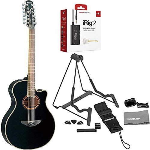 Yamaha APX700II-12 Thinline Cutaway 12-String Acoustic-Electric for sale  Delivered anywhere in USA