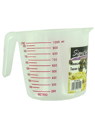 One Quart Measuring Cup - Case of 96