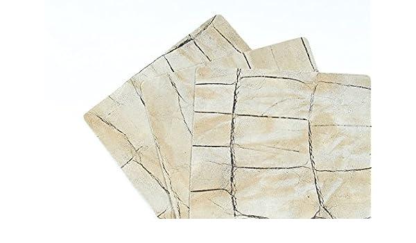 "Parchment Scrap Leather Craft Piece 6/"" x 6/"" TD128"