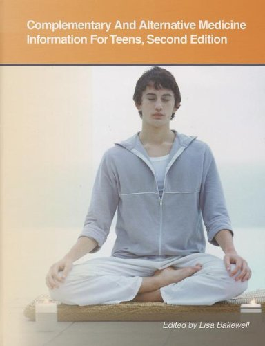 Download Complementary and Alternative Medicine Information for Teens (Teen Health Series) pdf epub